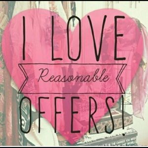 I love 💕 offers!